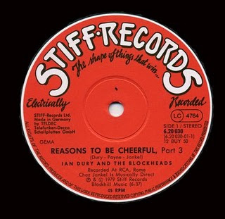 The wonderful Stiff Records - an entrepreneurial startup that started in 1976 but ran out of cash eventually ...