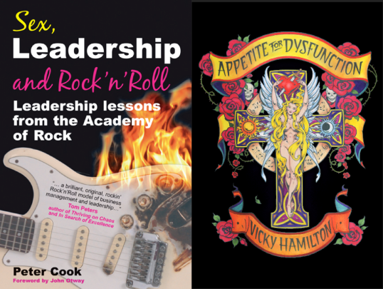 Leadership Lessons from The Academy of Rock